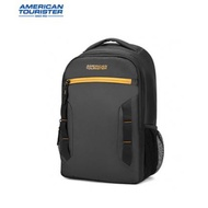 American Tourister Black/Grey Backpack