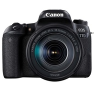 Canon EOS 77D KIT (EF-S 18-135 IS )佳能公司貨