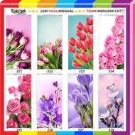 Tulip Fridge 1 and 2 Door Stickers