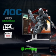AOC AG271QX 27 QHD TN with 144Hz GAMING MONITOR