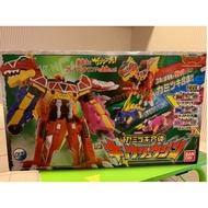 獸電戰隊 DX 合體模型 強龍神