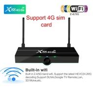 ┋✲🔥X88 4G Lte TV BOX android 7.1 2G+16G RK3328 SIM card 4K andorid