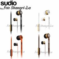 Sudio Wired Klang / Sudio Klang In-Ear Earphone