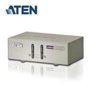 【ATEN】2埠 USB KVM多電腦切換器(CS72U)