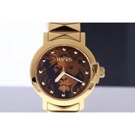 NISHOP正品實拍 VERSUS  versace BYZANTIUM 鋼錶 SGP03 0013  獅子頭 手錶