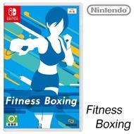 【Nintendo 任天堂】Fitness Boxing 減重拳擊(中文版)