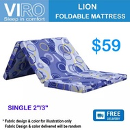 VIRO Lion Foldable Mattress