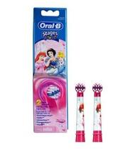 Oral-B EB10-2 兒童迪士尼刷頭歐樂B電動牙刷配件耗材三個月更換刷頭公司貨
