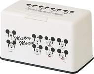 日本SKATER掀蓋口罩收納盒 米奇 米老鼠 保存盒 防塵 口罩收納盒 MIKEY貓 口罩保護