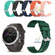 Garmin Vivolife悠遊卡智慧手錶錶帶 矽膠手鍊 Garmin venu 運動錶帶
