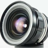 **日光銀鹽** Nikon Non-AI Nikkor-UD 20mm F3.5 定焦廣角鏡(已改AI)