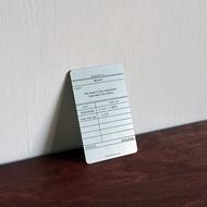 客製化  必看書單 悠遊卡