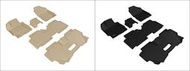 DIP 3D 卡固 立體 腳踏墊 極緻 紋理 防水 Toyota 豐田 Sienta XP170 七人座 16+ 專用