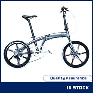 bike-Hito x4 brand 20/22 inch foldable bicycle ultra-light portable aluminum alloy variable speed male and female adult