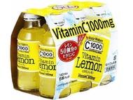 HOUSE WELLNESS FOODS  C1000 C1000維他命檸檬(140ML [6包])