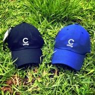 【毒】 MLB 球隊 LOGO 老帽 彎帽 棒球帽 芝加哥 小熊 可調 黑 藍
