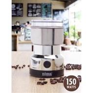 ▬  เครื่องบดกาแฟไฟฟ้า ขนาด 10x16cm.เครื่องบดเมล็ดกาแฟ เครื่องทำกาแฟ พกพา เครื่องเตรียมกาแฟ ขนาด Electric Coffee Grinder