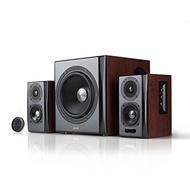 Edifier S350DB Bookshelf Speaker and Subwoofer 2.1 Speaker System Bluetooth v4.1 aptX Wireless Sound
