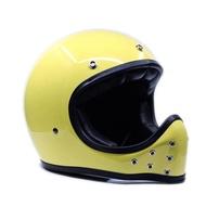 Blade rider 復古輕量 山車帽 全罩 越野帽 多種顏色