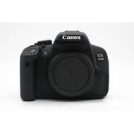 【高雄青蘋果3C】CANON EOS 700D 單機身 APS-C 快門約67XX 二手單眼 二手相機#43286