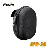 Fenix APB-20ไฟหน้ากล่องเก็บ HL HM Series หัวไฟฉาย