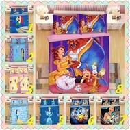 🎀*冬季新品* 正版迪士尼 公主 小美人魚 愛麗絲 長髮公主 茉莉公主 貝兒 單人床包組 床包 被套 床包 床包四件組