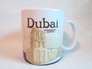 【Starbucks 星巴克】杜拜 Dubai 城市馬克杯