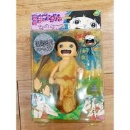 🇯🇵喔啦玩具店🇹🇼楳圖一雄 阿誠  石器時代 誠仔 變身 小誠 絕版 玩具 公仔 吊卡