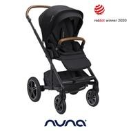 荷蘭nuna-MIXX Next手推車(黑/沈穩灰)