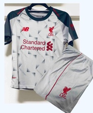 18/19 Kids Liverpool 3rd Football Jersey