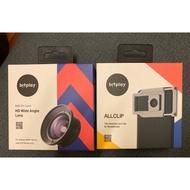 bitplay HD高階廣角鏡頭+通用鏡頭扣