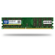 Xiede Desktop Computer Memory Ram Module Ddr2 667 4Gb Pc2-5300 240Pin Dimm 667Mhz For Amd X018