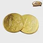 《Laica萊卡》歐元大金幣牛奶巧克力60g