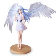 新品熱賣天使的心跳 Angel Beats公仔天使立華奏 玩偶動漫美少女手辦模型