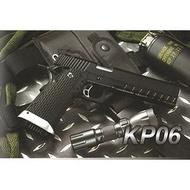 < WLder > KJ HI-CAPA 全金屬 瓦斯槍(BB槍BB彈瓦斯槍玩具槍CO2槍CO2直壓槍短槍模型槍道具槍手槍KJ KP06