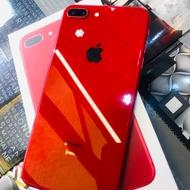 iPhone 8 Plus 64g 限量紅
