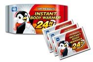 R&R 企鵝24小時暖暖包(10片/袋) 保暖 冬季保暖 抗寒 24hr