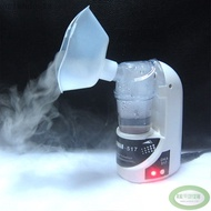 下殺超靜音外銷款OKA517A家用 手持便攜霧化器套裝組 霧化吸入器 霧化機蒸氣吸入器[美彩樂]