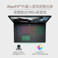 [Ready stock] Alienware51M R2 gaming game 17.3-inch laptop official flip