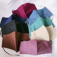 快速出貨【防疫6件組立體口罩套】兩用 醫療口罩套 口罩 布口罩