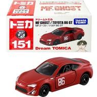 【FUN心玩】TM16239 正版 DT#151 頭文字D MF Ghost 86 夢幻 多美小汽車 TOMICA模型車