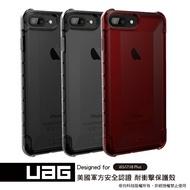 UAG【iPhone 6 / 6s / 7 / 8 Plus 5.5吋】晶透系列-耐衝擊保護殼 防摔殼