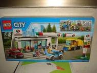 戰隊MEGA美高LEGO樂高城市2IN1系列60132汽車工程車加油維修站積木公仔場景兩千一佰零一元起標210 1元起標