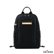 【satana】Soldier 擁抱夢想後背包(黑色)
