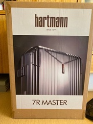 美國百年品牌 Hartmann 鋁鎂合金行李箱 26吋(非Rimowa)