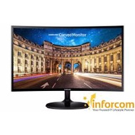 "Samsung 24"" Curved Monitors C24F390FHN"