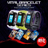 4.4 Special PromoBandai Digimon Digital Monster Vital Bracelet - English Version