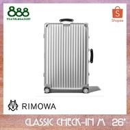 Rimowa Classic Check-In M  61L 1st Genuine