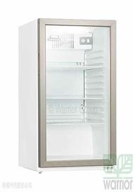 【結帳再折$300】Haier 海爾 直立單門 冷藏櫃 HSC-110
