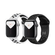 Apple Watch Nike+ Series 5 GPS版40mm鋁金屬錶殼搭配Nike運動型錶帶